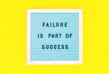 How to Successfully Fail